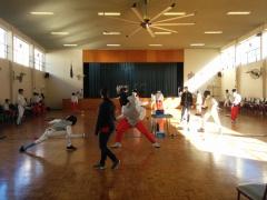 barker exchange_fencing photo_160827