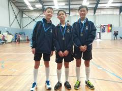 U13 Boys Foil A Team