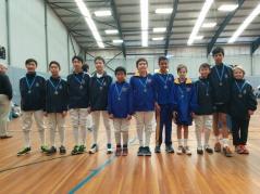 U13 Epee Teams 2016