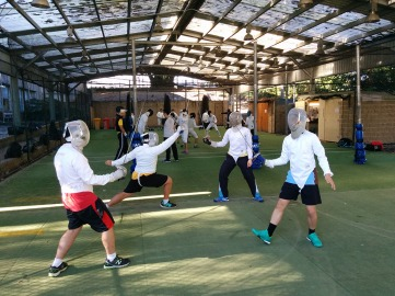 fencing-training