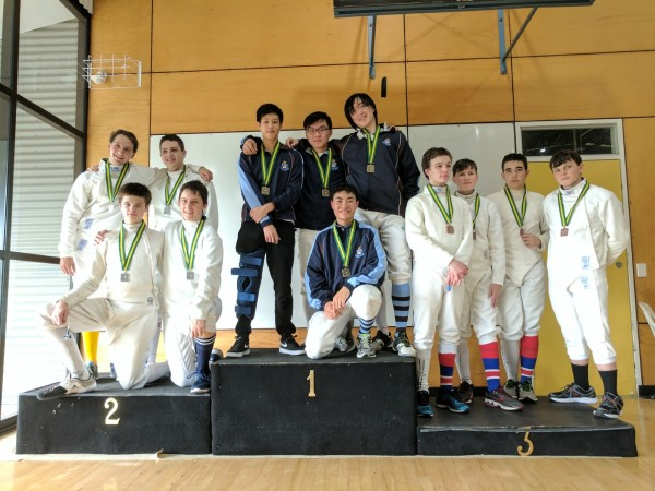 NSTC 2017_Epee result